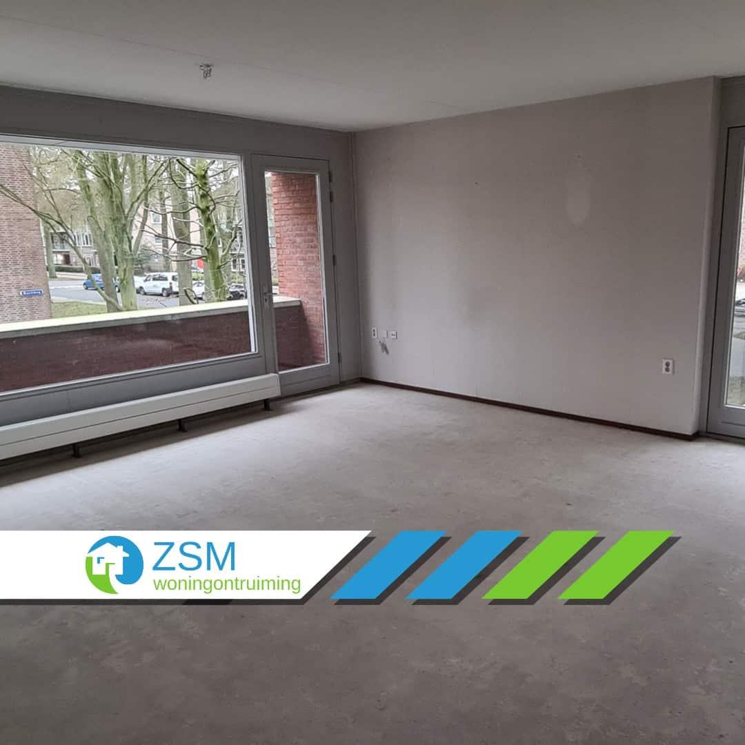 Leegruimen appartement Amersfoort